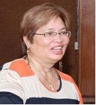 Portrait of Danielle Wong