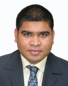 Portrait of Prashant Lallah