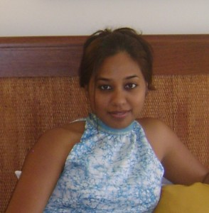 Portrait of Deepti Luchman