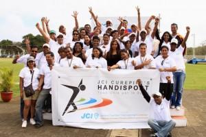 JCI Curepipe Handisport 2010 Team