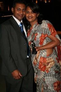 Kiran and Vidushi