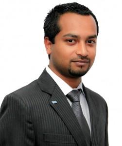 JCI Curepipe President Yudish Ramsaha