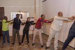 Photo by Christena Dowsett/JCI JCI African Youth Summit at the Southern Sun Mayfair in Nairobi on August 26th, 2016.